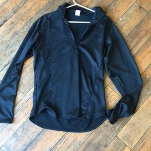 HEAD medium black pull over